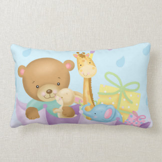 Travesseiro lombar dos presentes do bebê do almofada lombar