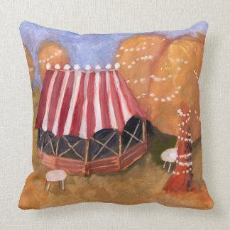 Travesseiro mágico do outono almofada