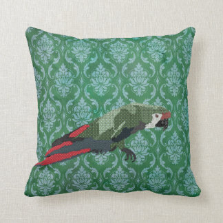 Travesseiro majestoso de Mojo do Macaw