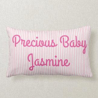 Travesseiro precioso do bebê almofada lombar