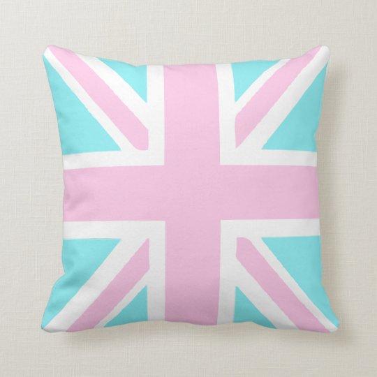 Travesseiro V4 de Union Jack Almofada