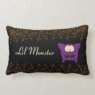 Travesseiros decorativos engraçados do bebê do almofada lombar