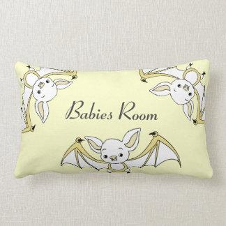 Travesseiros decorativos pequenos do bebê do almofada lombar