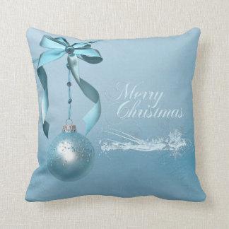 Travesseiros do cumprimento do Natal Almofada