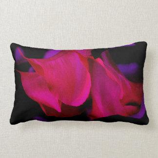 Travesseiros florais abstratos de MoJo do american
