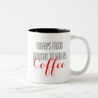 Trazido a você pela caneca de café de //