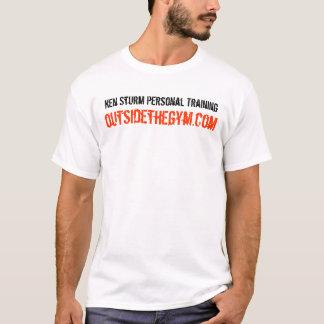 Treinamento pessoal de Ken Sturm Camiseta