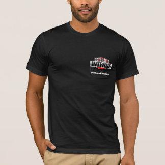 Treinamento pessoal naturalmente intenso de NYC Camiseta