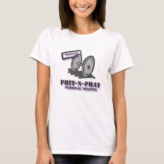 Treinamento pessoal Phit-n-Legal Tshirts
