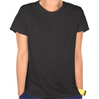 Treine insano ou permaneça o mesmos t-shirt