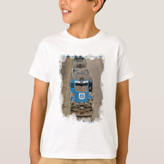 Trem diesel EUA Camisetas