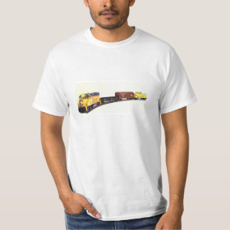 Trem diesel modelo t-shirt