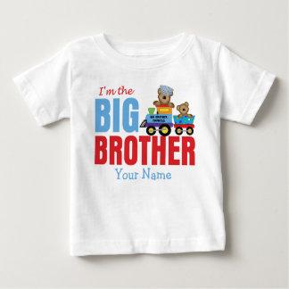 Trem do urso do big brother personalizado camiseta