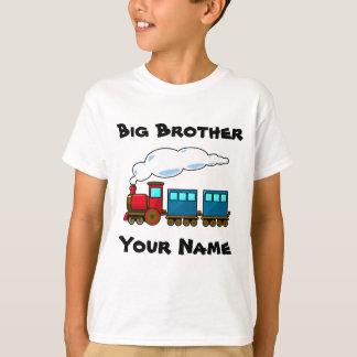 Trem personalizado do big brother camiseta