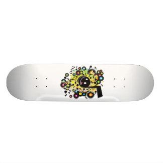 Tremores Shape De Skate 20cm