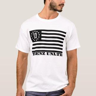 Trenz Unltd. - 13 estrelas & camisa da bandeira