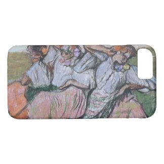 Três dançarinos do russo por Edgar Degas Capa iPhone 7