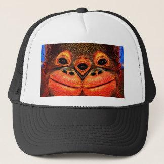 Três psicadélicos macaco Eyed Boné