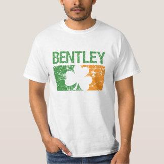 Trevo do sobrenome de Bentley Tshirts