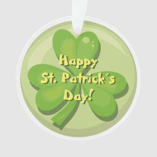 Trevo feliz do dia dos ´s de St Patrick