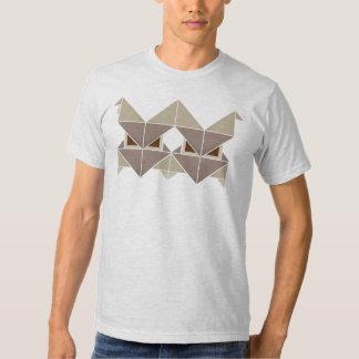 Tri base de Figura T-shirts