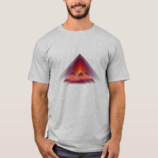 tri montanha camiseta
