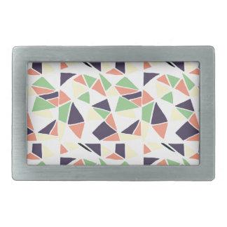 Triângulos sem emenda do teste padrão de mosaico