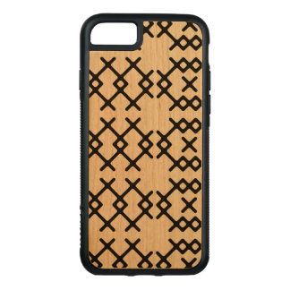 Tribal Capa iPhone 7 Carved