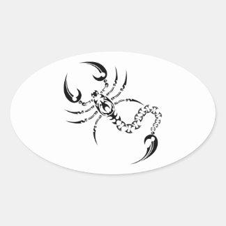 Tribal escorpião