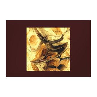 Tribal por Kimie Primeiro cópia das canvas de Str Impressão Em Tela Canvas