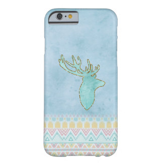 tribo dos alces capa barely there para iPhone 6
