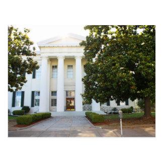 Tribunal de Hinds County - cartão de Mississippi