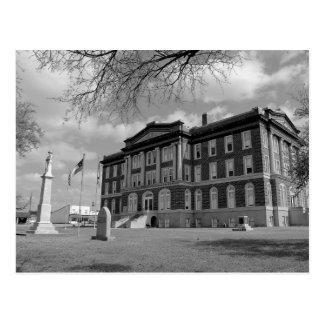 Tribunal do Condado de Mills (Texas) - cartão