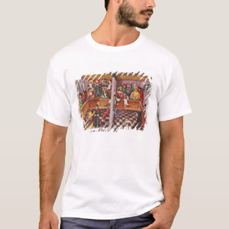 Tribunal dos cientistas camiseta