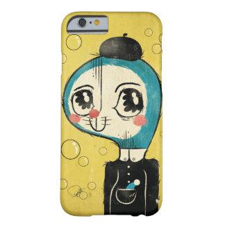 Tributo ao criador Hiroshi Fujimoto de Doraemon Capa Barely There Para iPhone 6