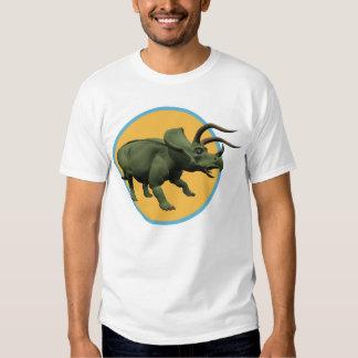 Triceratops 1 camisetas