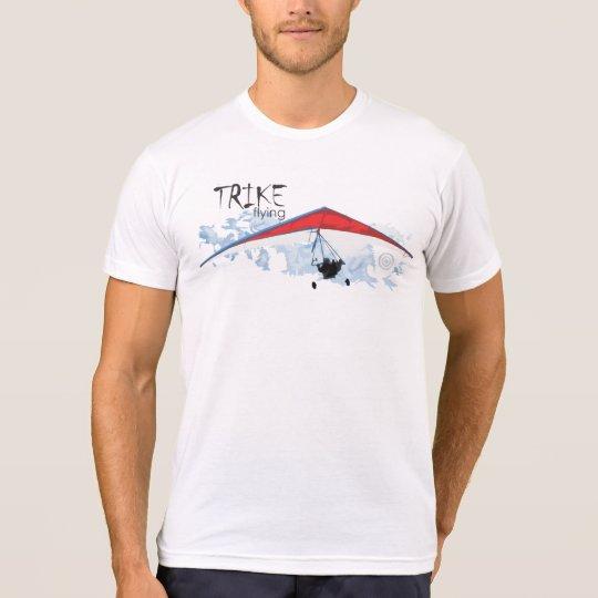 TRIKE flying pontocentral Camiseta