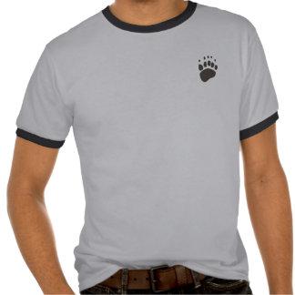 Trilha do urso camiseta