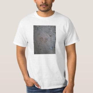Trilhas do gambá tshirt