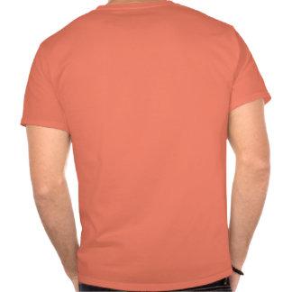 Trilhas do urso tshirts