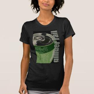 trilho do gengibre camisetas