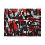 TRINCHEIRA - canvas abstratas Impressão De Canvas Esticadas