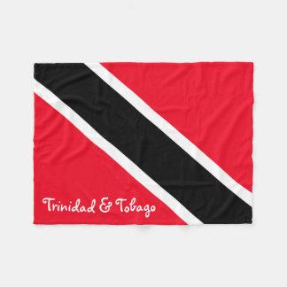 Trinidad and Tobago Cobertor De Lã