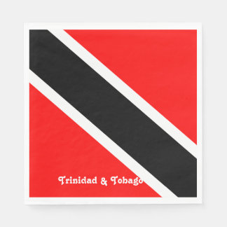Trinidad and Tobago Guardanapo De Papel