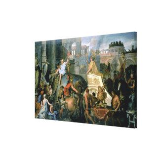 Triumph de Alexander, ou a entrada de Alexa