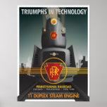 TRIUNFOS NA TECNOLOGIA: O T1 de Pennsy Posteres