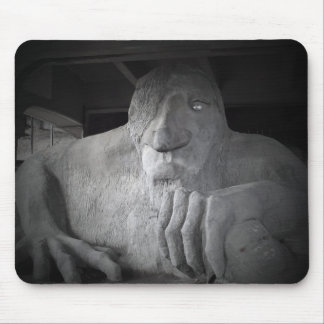 Troll Mousepad de Seattle Fremont