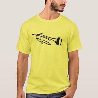 trombeta camiseta
