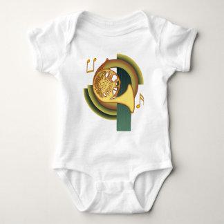 Trompa francesa Deco Body Para Bebê