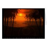 Tropico de Torrid Cartão Comemorativo